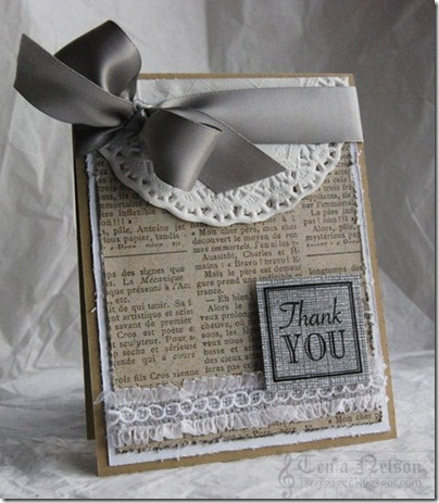 shabby chic thank you card nov 5 2012