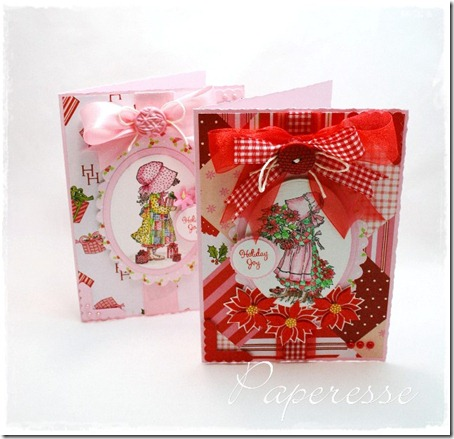 Holly Hobbie both cards